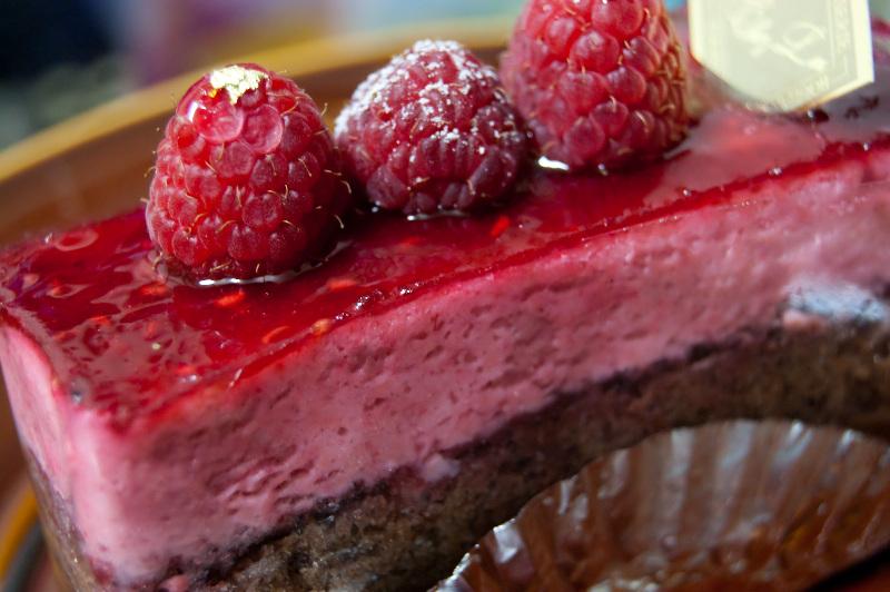 美味しそうなケーキ (いちご)